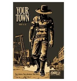 Your Town: A Graphic Novel Adventure