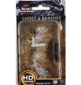 D&D Nolzur's Minis: Ghosts & Banshee
