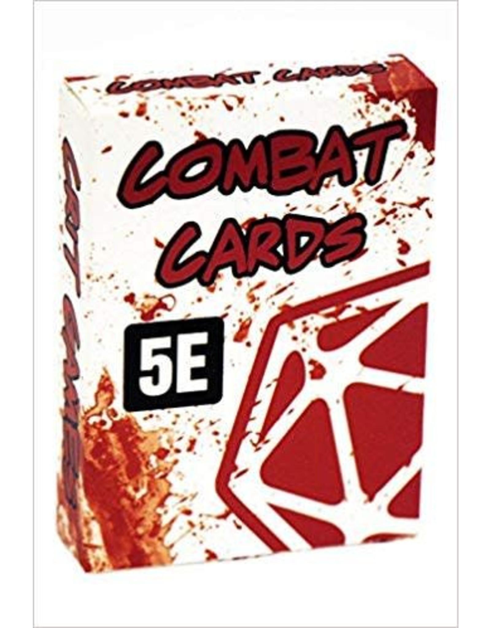 D&D 5E: COMBAT CARDS