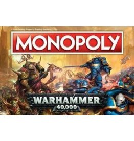 USAopoly Monopoly: Warhammer 40K