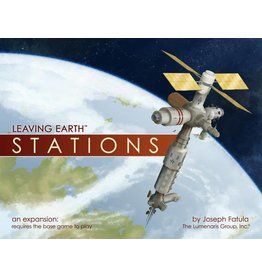 Lumenaris LEAVING EARTH: STATIONS (VERSION 1)