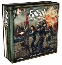 Modiphius Entertainment Fallout: Wasteland Warfare - Two Player Starter