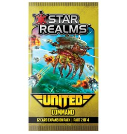 White Wizard Games Star Realms: United Command