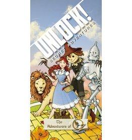 Space Cowboys Unlock! The Adventures of Oz