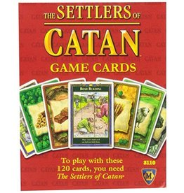 Catan CATAN REPLACEMENT GAME CARDS