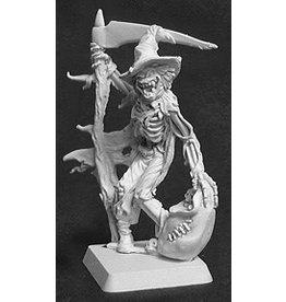 Reaper Mini Warlord - Gauntfield, Necropolis Hero