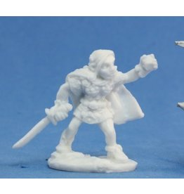 Reaper Mini Bones: Ingrid, Female Gnome