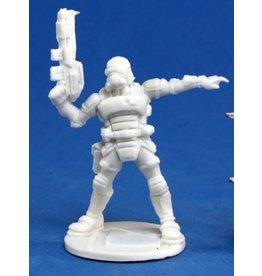 Reaper Mini Chronoscope Bones: Nova Corp - Sergeant