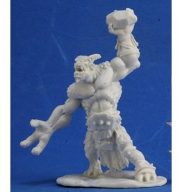 Reaper Mini Bones: Ice Troll