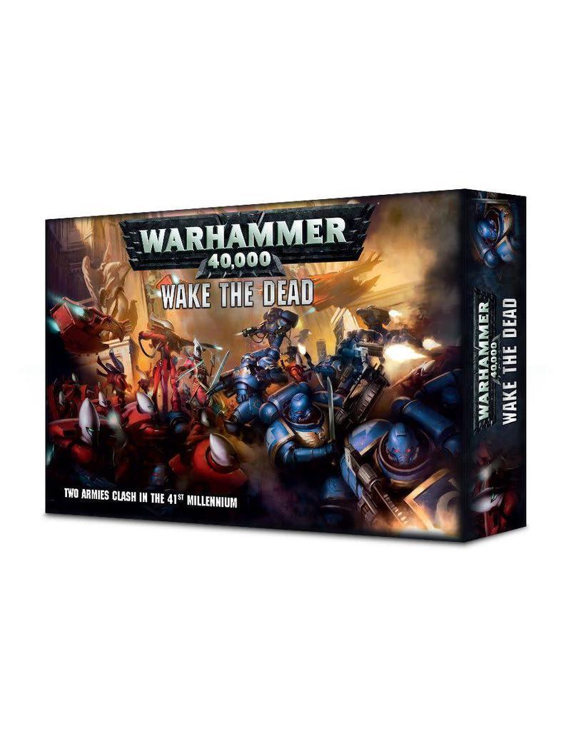 Games Workshop Warhammer 40k: Wake the Dead
