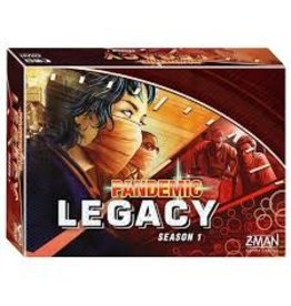 ZMAN Pandemic Legacy: Season 1 (Red)