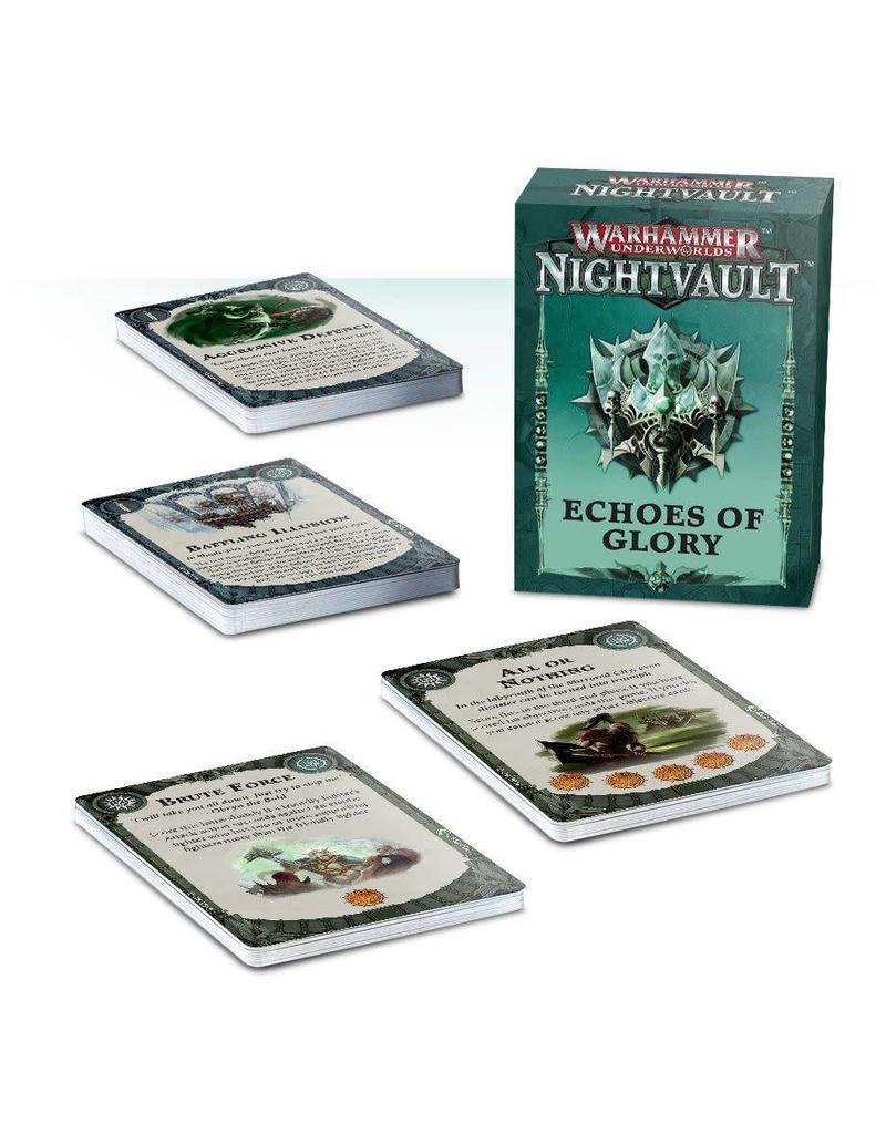 Games Workshop WH Underworlds: Nightvault Echoes of Glory