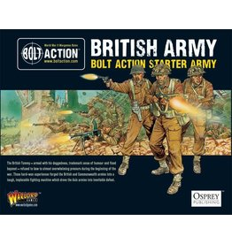 Warlord Games 1,000pt British Army Starter Army