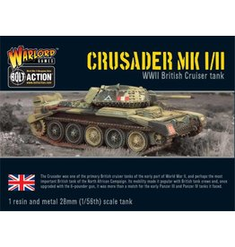 Warlord Games Crusader Tank