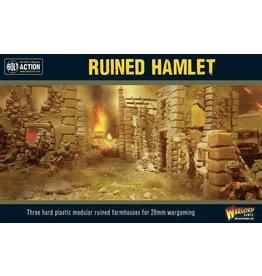 Warlord Games RUINED HAMLET 2017
