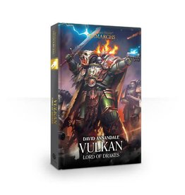 Games Workshop Primarchs: Vulkan Lord Of Drakes (HB)
