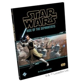Fantasy Flight STAR WARS AGE OF REBELLION: RISE OF THE SEPARATIST