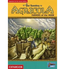 Lookout Games Agricola: Farmers of the Moor