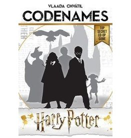 USAopoly CODENAMES: HARRY POTTER
