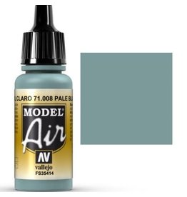 vallejo Model Air: Pale Blue 17ml