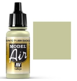 vallejo Model Air: Duck Egg Green 17ml