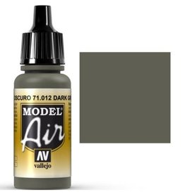 vallejo Model Air: Dark Green 17ml