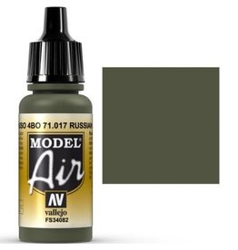 vallejo Model Air: Russian Green 4BO 17ml