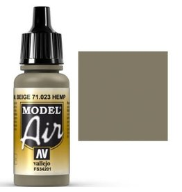 vallejo Model Air: Hemp 17ml