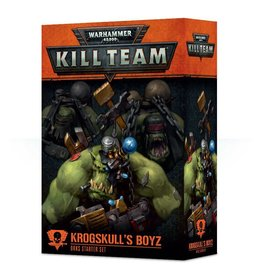 Games Workshop Kill Team: Krogskull's Boyz - Orks