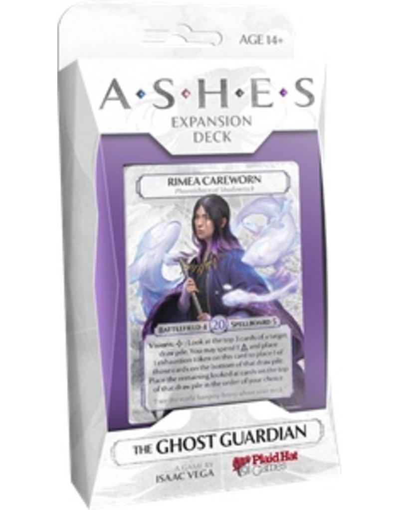 Plaid Hat Ashes: The Ghost Guardian