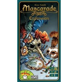 Repos Mascarade Expansion