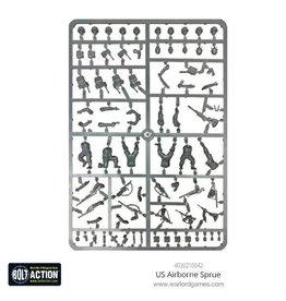 Warlord Games US Airborne Sprue