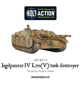 Warlord Games Jagdpanzer IV L70(V) Tank Destroyer