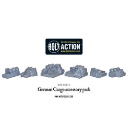 Warlord Games German Cargo Accessory Pack