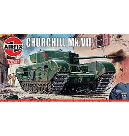 Airfix British Churchill Mk. VII Tank 1:76