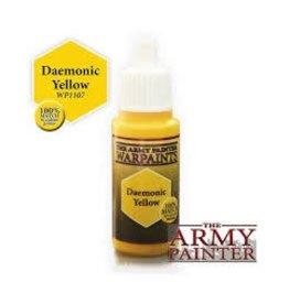 Army Painter Warpaint: Daemonic Yellow