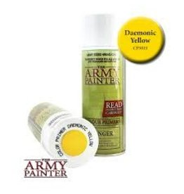 Army Painter Warpaint Spray Primer: Daemonic Yellow