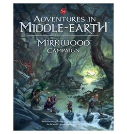 Cubicle 7 ADVENTURES IN MIDDLE EARTH: MIRKWOOD CAMPAIGN