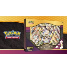 Pokemon Dragon Majesty Ultra Necrozma GX Figure Box