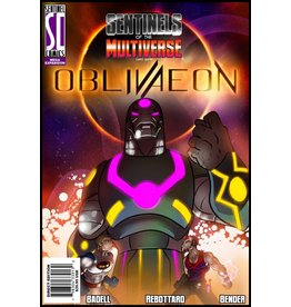 Greater Than Games SENTINELS OF THE MULTIVERSE - OBLIVAEON