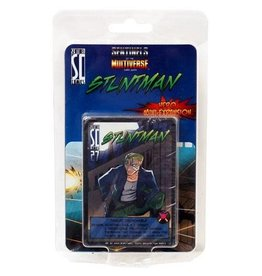Greater Than Games SENTINELS OF THE MULTIVERSE - STUNTMAN HERO CHARACTER PACK