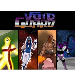 Greater Than Games SENTINELS OF THE MULTIVERSE - VOID GUARD MINI-EXPANSION