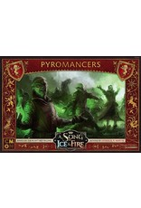 CMON A SONG OF ICE & FIRE: LANNISTER PYROMANCERS