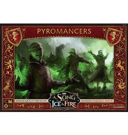 Cool Mini or Not A SONG OF ICE AND FIRE - PYROMANCERS