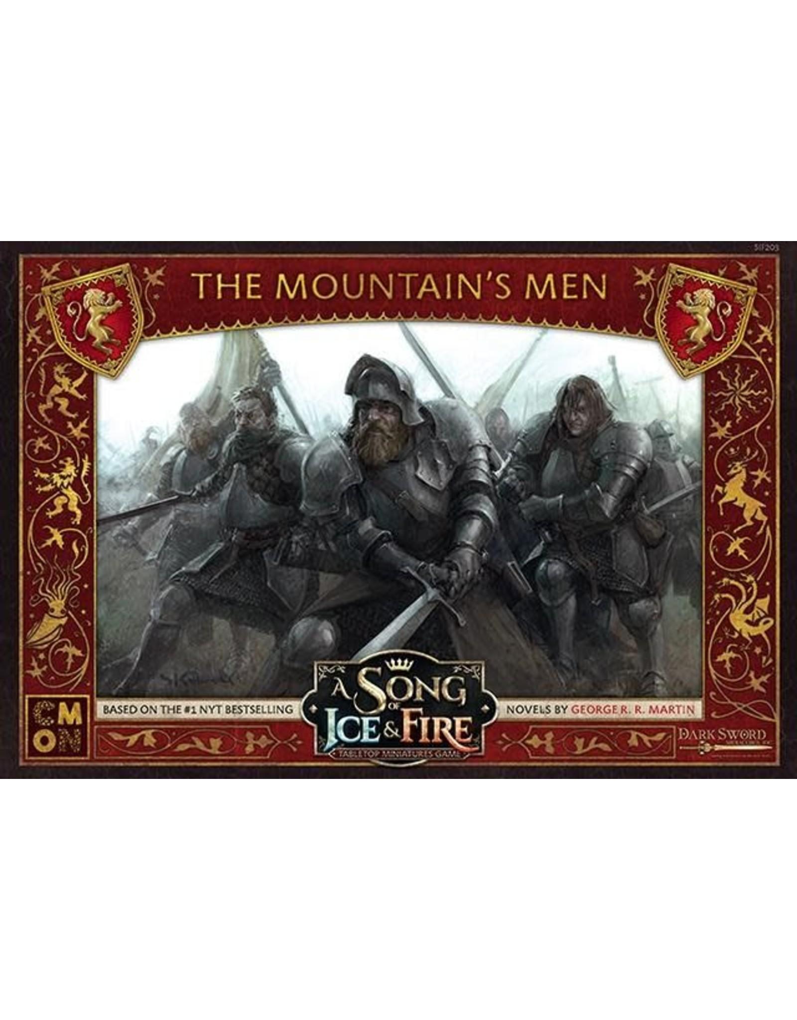 CMON A SONG OF ICE & FIRE: THE MOUNTAIN'S MEN