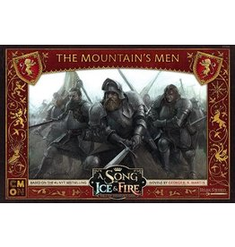 Cool Mini or Not A SONG OF ICE AND FIRE - THE MOUNTAIN'S MEN