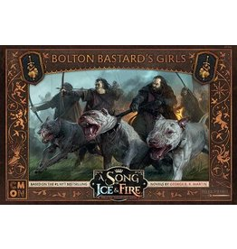 Cool Mini or Not A SONG OF ICE AND FIRE - BOLTON BASTARD'S GIRLS