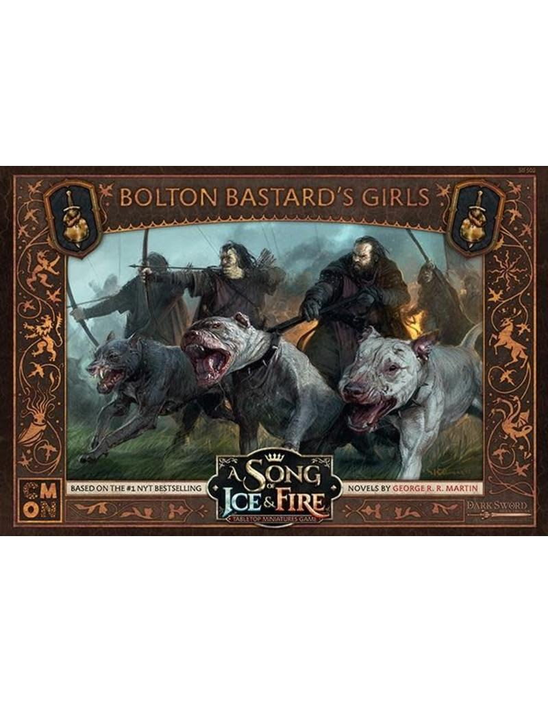 Cool Mini or Not A Song of Ice & Fire: Bolton Bastard'S Girls