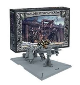 Cool Mini or Not A Song of Ice & Fire: Builder Scorpion Crew