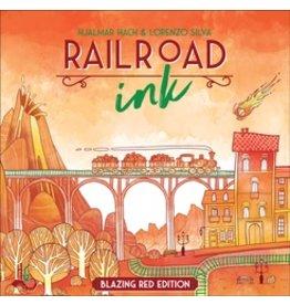 CMON RAILROAD INK: BLAZING RED